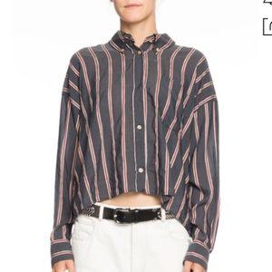 Isabel Etoile Marant ycao shirt